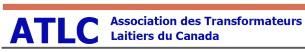 Logo des Transformateurs Laitiers du Canada.