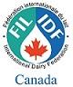 Logo de la Fédération international du lait